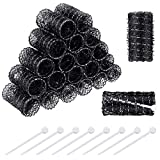 20 Pieces Hair Styling Brush Roller Hair Curler
