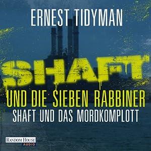 Shaft und die sieben Rabbiner / Shaft und das Mordkomplott Hörbuch