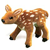 : Folkmanis Fawn Hand Puppet