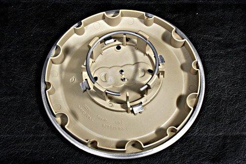 "Genuine 15/"" Alloy Wheel Center Hub Avus Silver Cap 1pcs AUDI A2 2000-2005"