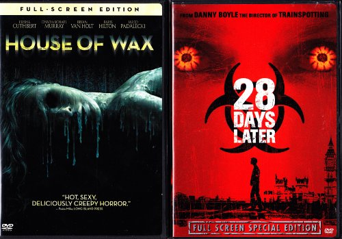 28 Days Later , House of Wax : Horror 2 Pack]()
