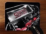 1 X Subaru Wrx Impreza Sti Engine Desktop Mouse Pad by Superior Printing