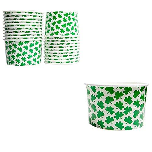St. Patrick's Day Snack Bowls