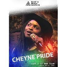 Cheyne Pride Live At 12 Bar Club