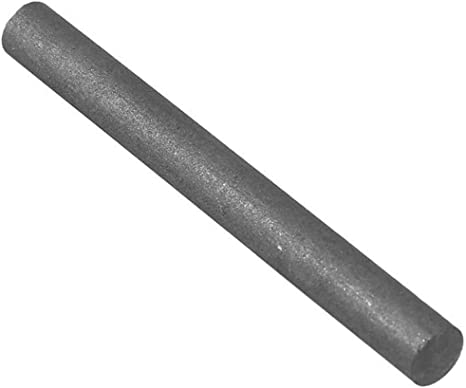LOKIH Color Negro 99.9/% Electrodo De Grafito Cilindro Varilla 4 Mm De Di/ámetro Longitud 175 Mm Cantidad 4
