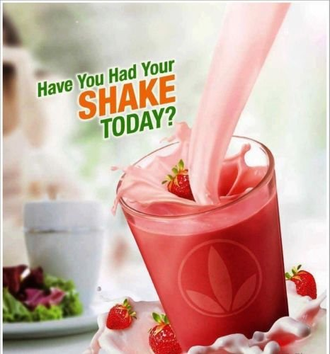 HerbalLife-Formula-1-Nutritional-Shake-Mix-Strawberry-Flavor-Healthy-Meal-500gm