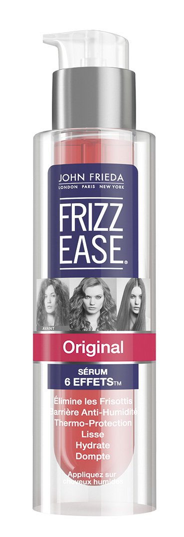 John Frieda Frizz-Ease Siero formula originale anti-crespo 6 Effetti 50 ml Kao Brands 5017634118969