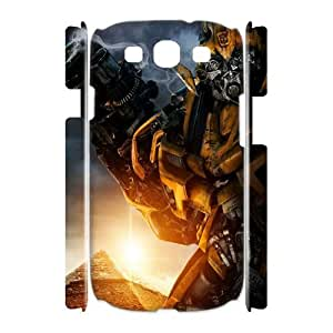 C-EUR Transformers Customized Hard 3D Case For Samsung Galaxy S3 I9300