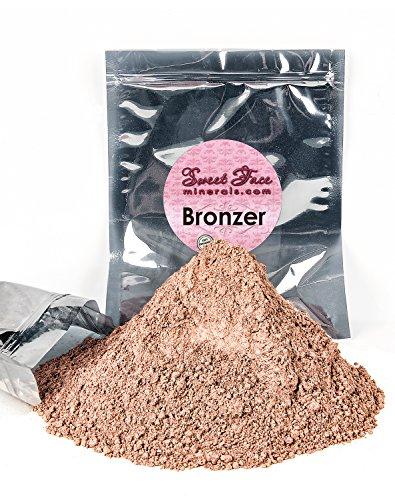 BRONZER BULK REFILL Mineral Makeup Bronzing Warmth Tanning Powder Bare Face Sun Glow Foundation 1 Pound