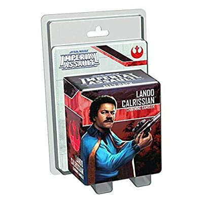 Star Wars: Imperial Assault - Lando Calrissian Ally: Toys & Games