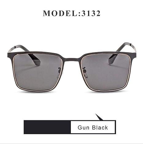 MYYDD Gafas de Sol para Hombre, Gafas de Sol polarizadas de ...