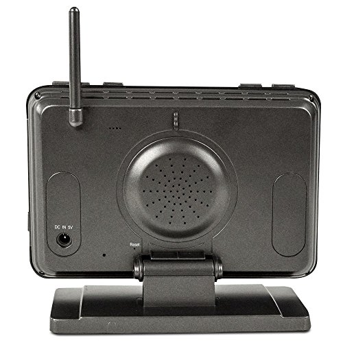 SpyGear-Defender PhoenixM2 Wireless Security System with 7 ...