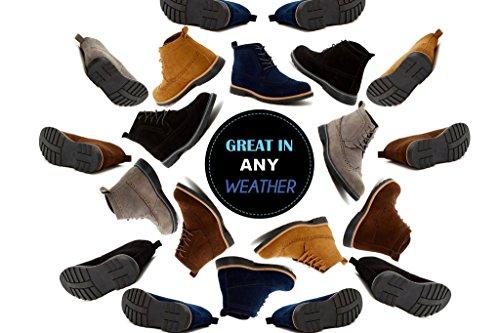 Giraldi Zion Heren Chukka Boots Cognac