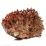 Astro Gallery Of Gems RED CALCITE CLUSTER FROM HUNAN, CHINA