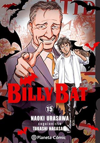 Descargar Libro Billy Bat - Número 15 Naoki Urasawa