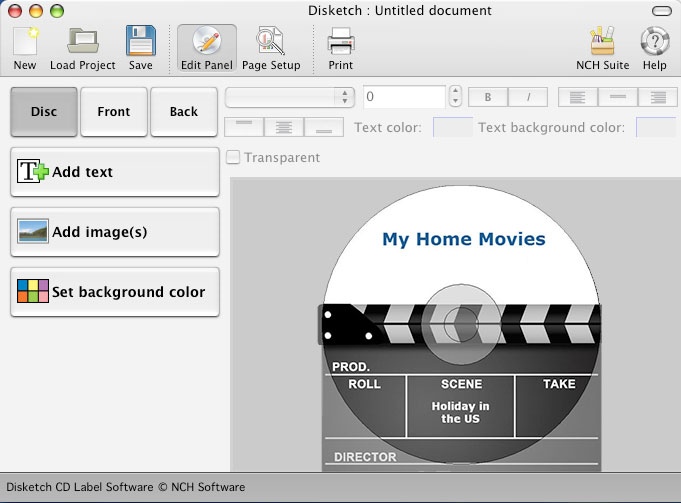 Disketch cd labeling software download.