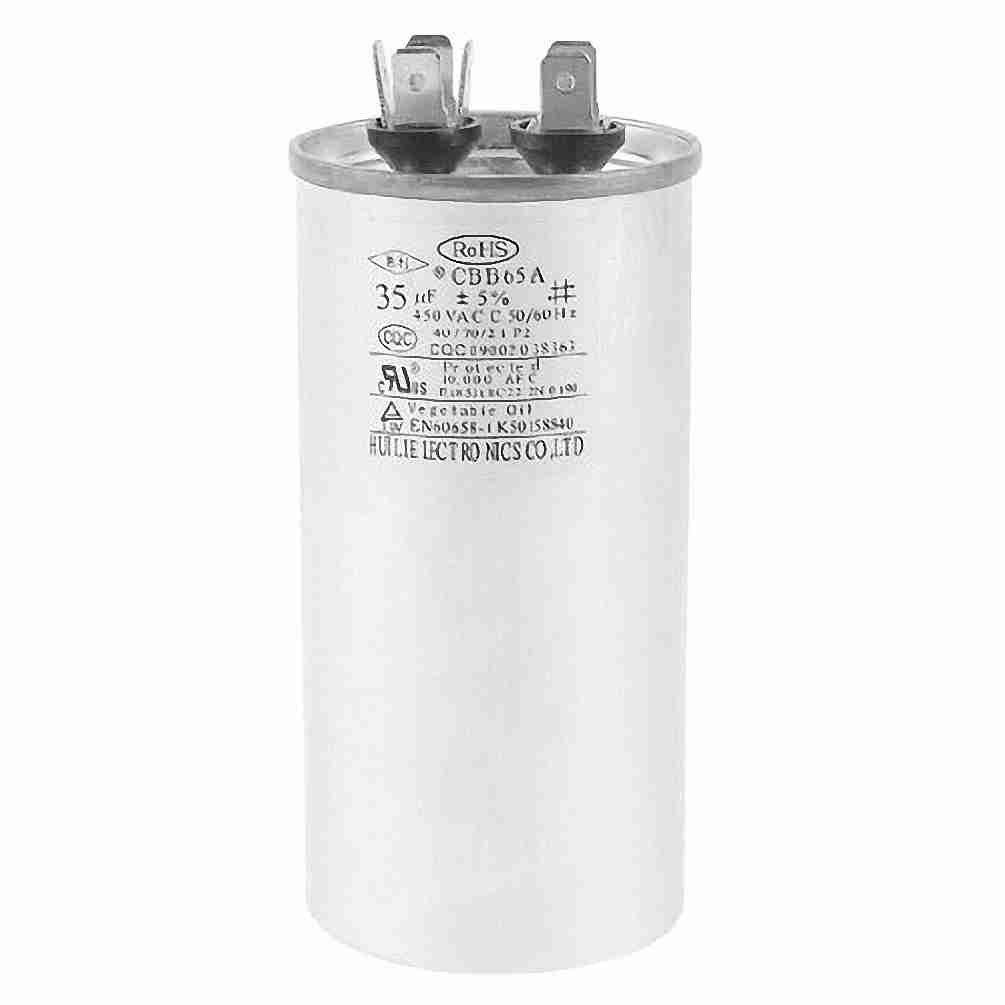 CBB65A 450VAC 35uF non Polar Motor Run condensatore condizionatore d'aria TOP-MALL