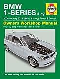BMW 1-Series 4-cyl Petrol & Diesel (04 - Aug 11) Haynes Repair Manual