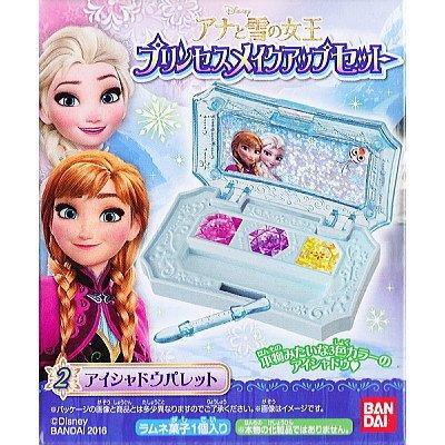 アナと雪の女王 プリンセスメイクアップセット [2.アイシャドウパレット](単品)