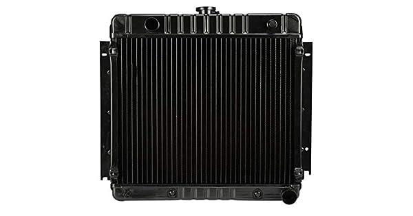 Radiator Spectra CU526