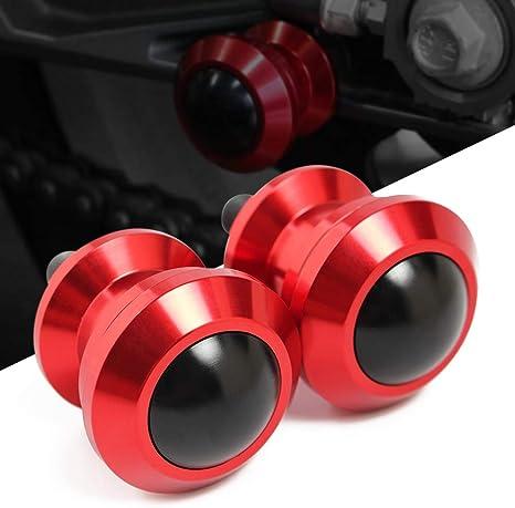 Moto M8 Cnc Cadre Se Vis Sliders Bras Oscillant Bobines Curseur Modifi/é Pour GSX R GSXR 600 K6 GSXR 750 GSXR 1000 K7 K9 GSXR1000