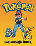 Pokemon Colouring book: A great colouring book on the pokemon characters. Great starter book for young children aged 3+. An A4 80 page book for any avid fan of pokemon
