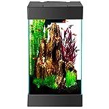 Aqueon 100533055 15'' LED Column Aquarium Kit