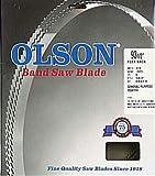 "Olson Band Saw Blade Hard Edge 93-1/2 "" Long X 1/4 "" W 6 Tpi"