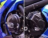 R&G Engine Case Cover Kit for Suzuki GSX-R1000 & GSX-R1000R '17-'18 | 2 Piece