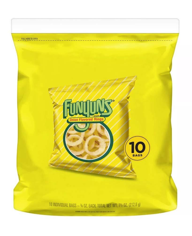 Funyun 10ct Funyuns, 7.5 Oz