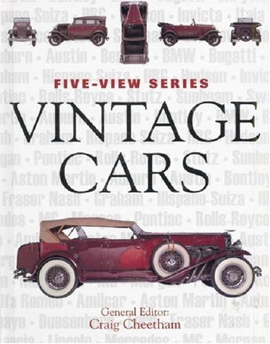 Download Vintage Cars (Five-View) ebook