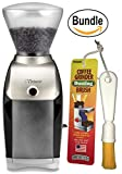 Baratza Virtuoso 586 Coffee Grinder & Brushtech Coffee Grinder Dusting Brush (Bundle)