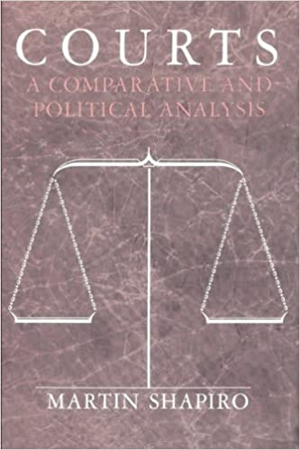 Courts A Comparative and Political Analysis