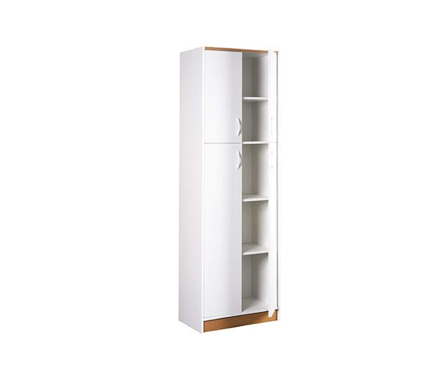 Orion 4-Door Kitchen Pantry, White by Orion