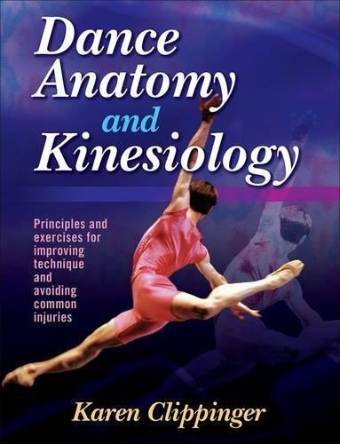 Dance anatomy and kinesiology by Human Kinetics