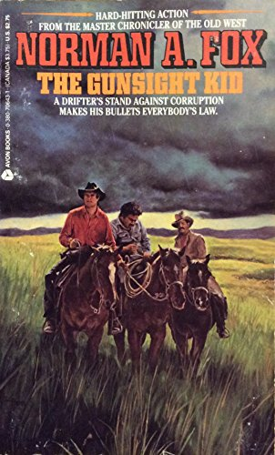 book cover of The Gunsight Kid