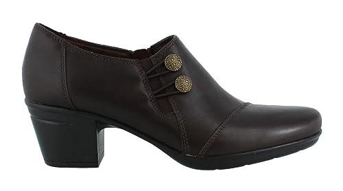 4a82655b900 CLARKS Women's Emslie Warren Slip-On Loafer