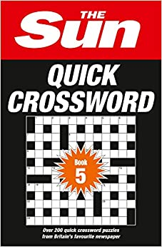 The Sun Quick Crossword Book 5