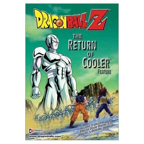 (Dragon Ball Z - The Return of Cooler (Uncut Feature))