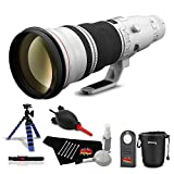 Canon EF 600mm f/4L is II USM Lens Professional Kit International...