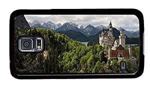Hipster For Case Samsung Note 3 Cover Case brand new cover Old Castle Rock PC Black For Case Samsung Note 3 Cover