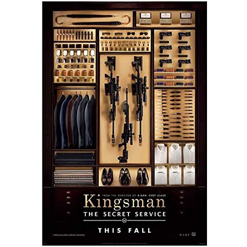 kingsman secret service poster - 7