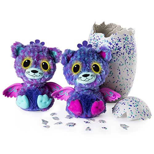 Hatchimals Surprise Hatching Egg with Surprise Twin Interactive Hatchimal Creatures by Spin Master JungleDealsBlog.com