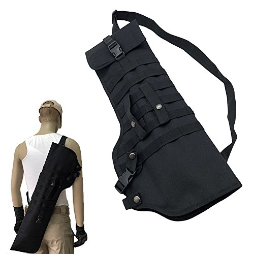 Qjoy Hunting Scabbard Protective Cover Shoulder Carry Sling Bag Shooting Tool Holster Case for Outdoor by Qjoy (Image #2)