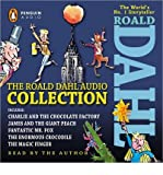 The Roald Dahl Audio Collection: Includes Charlie and the Chocolate Factory, James & the Giant Peach, Fantastic Mr. Fox, the Enormous Crocodile & the Magic Finger (CD-Audio) - Common