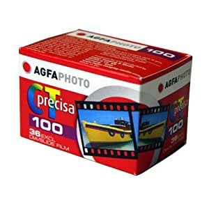 Agfa Photo CT Precisa 100 135-36 E-6 color slide film AgfaPhoto