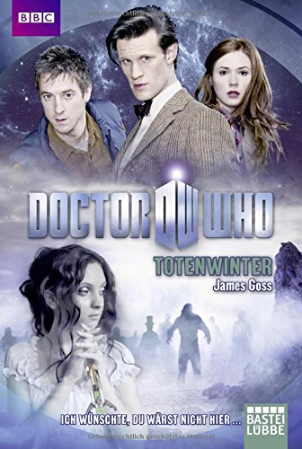 Doctor Who - Totenwinter (Doctor Who Romane)