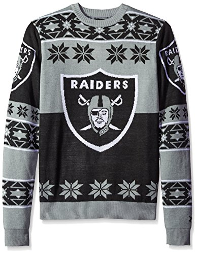 Raiders Ugly Sweater Oakland Raiders Ugly Sweater