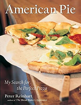 American Pie: My Search for the Perfect Pizza Hardcover – November 4, 2003