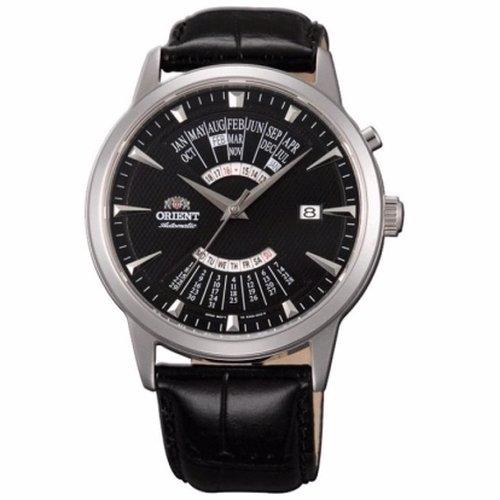 Orient Reloj Análogo clásico para Hombre de Automático con Correa en Cuero FEU0A004BH